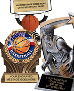 Basketball Trophies | Basketball Medals | Awards & Plaques